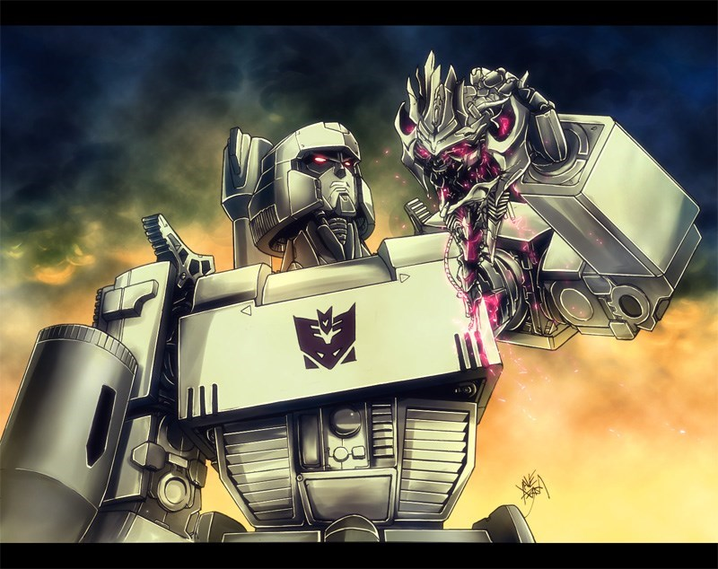 transformers Fan Art - 8565891072