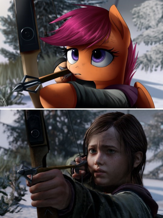 my-little-brony-scootaloo-is-ellie-from-the-last-of-us