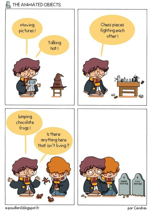 funny-web-comics-the-only-thing-that-magic-cant-save-at-hogwarts