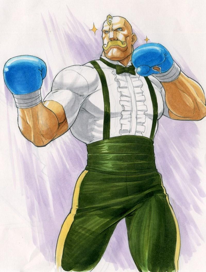 crossover fullmetal alchemist Street fighter - 8566417664