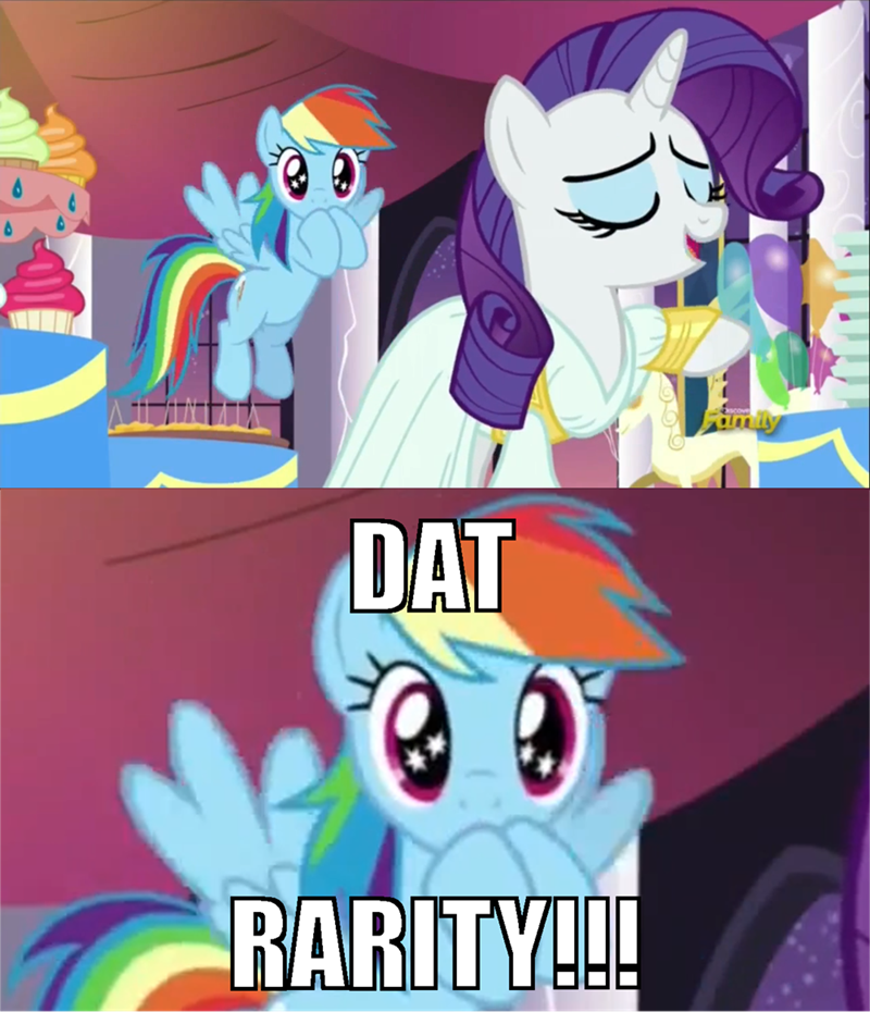 rarity rainbow dash - 8566688512