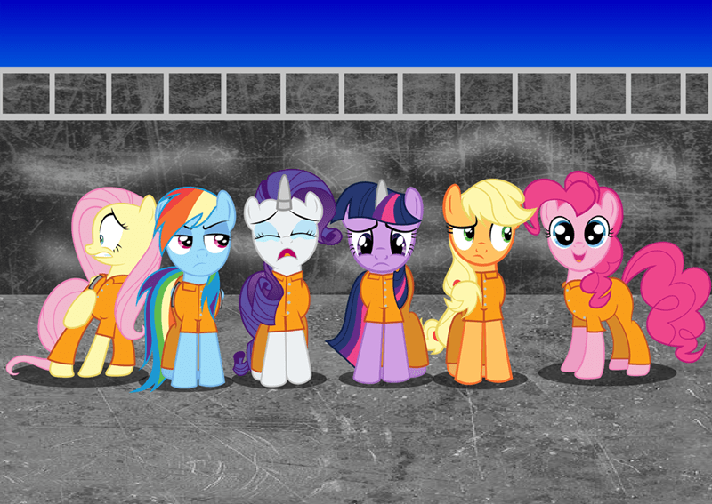 my-little-brony-mane-6-orange-is-the-new-friendship