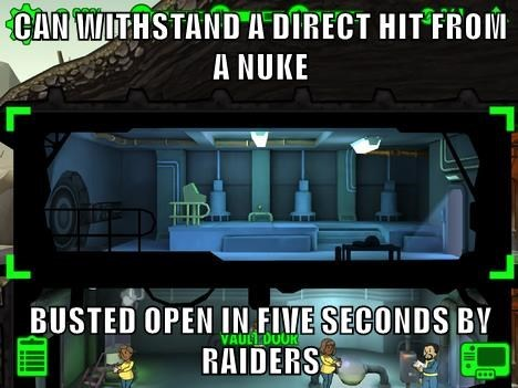 fallout shelter fallout video game logic fallout logic - 8566788352