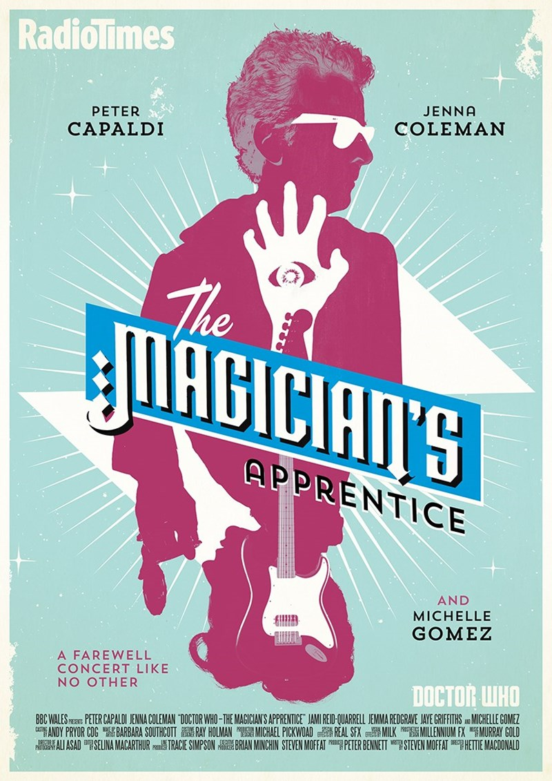 funny-doctor-who-magicians-apprentice-radio-times-poster