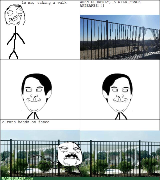 peter parker fence - 8566970880