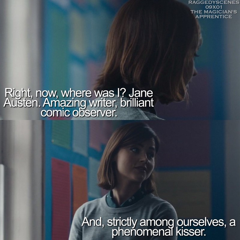 funny-doctor-who-clara-kiss-jane-austen-meme