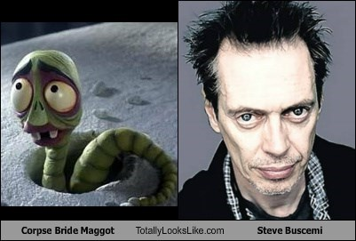 Image result for maggot from corpse bride