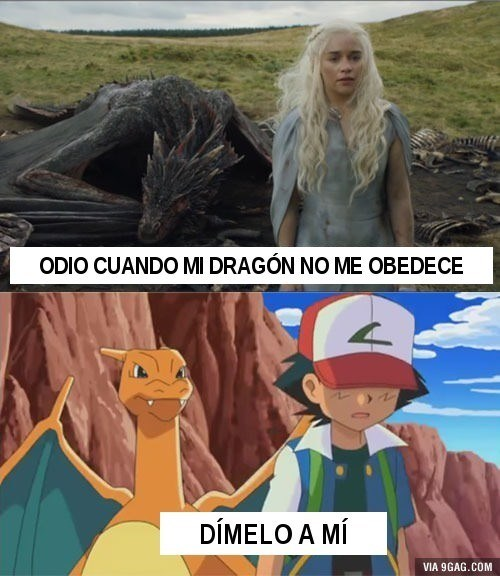 dragon desobediente