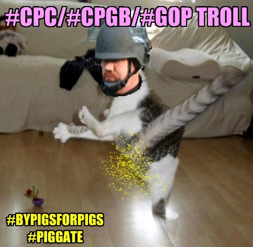 #CPC/#CPGB/#GOP TROLL