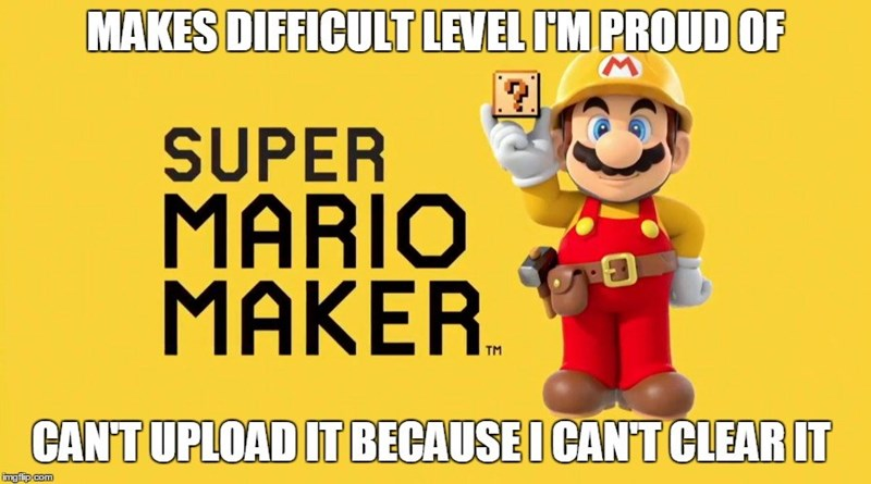 video-games-super-mario-maker-problems