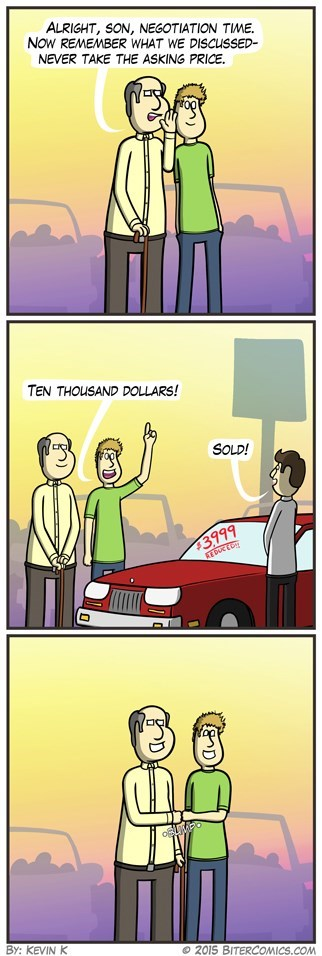 FAIL haggle in this economy cars web comics - 8567585792