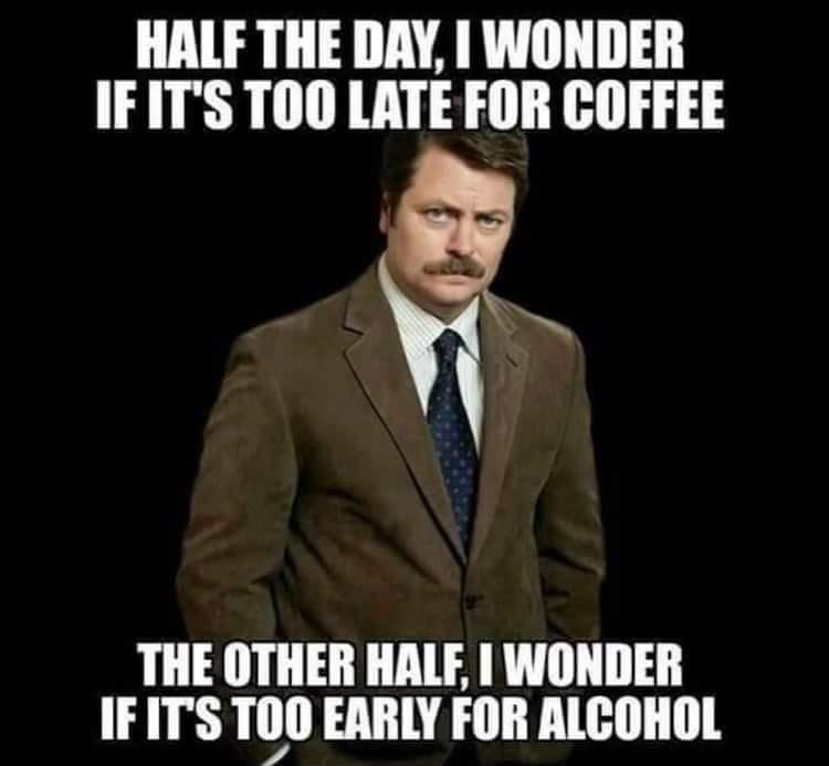 It's 5 O'clock Always