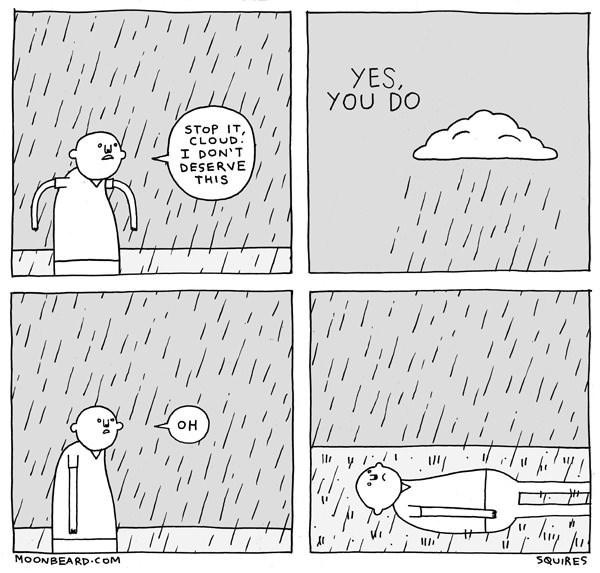 funny-web-comics-rain-is-a-clouds-tears
