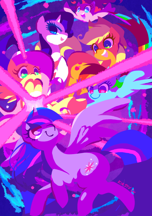 colors Fan Art MLP pretty - 8568100352