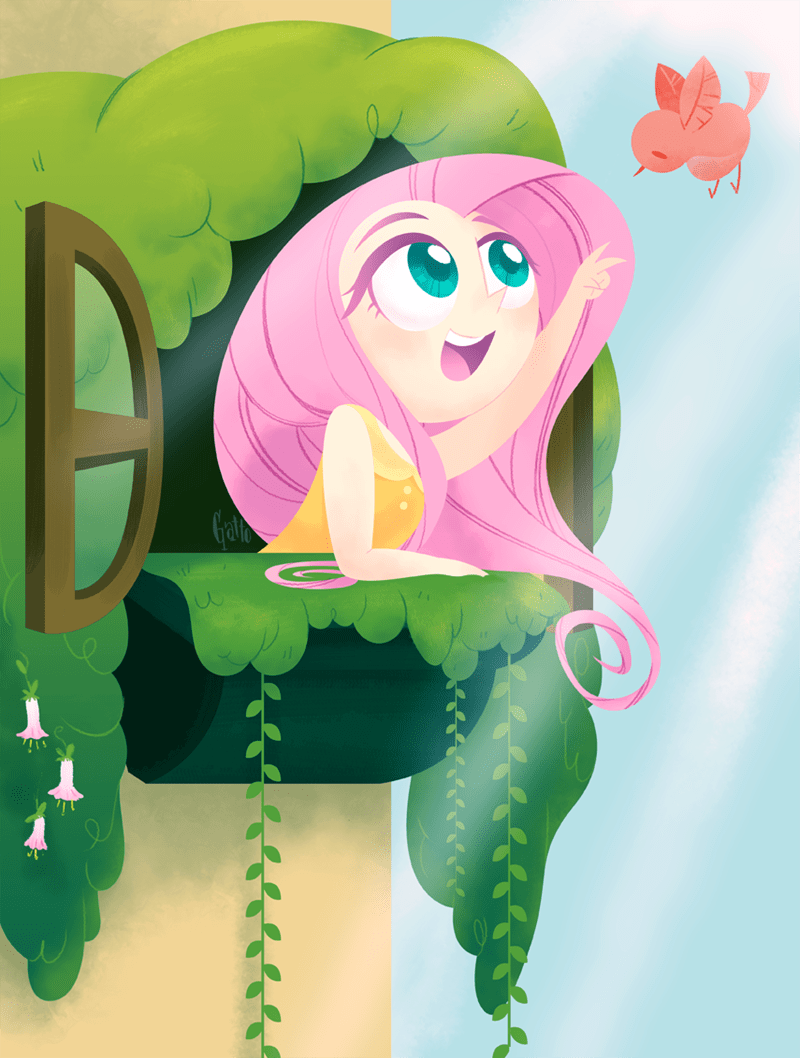 my-little-brony-fluttershy-magical-fan-art