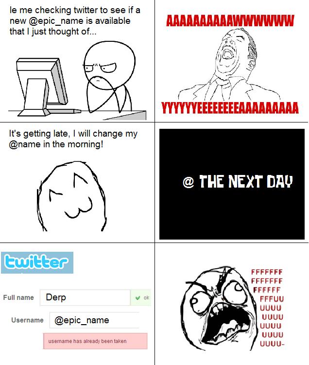 rage twitter