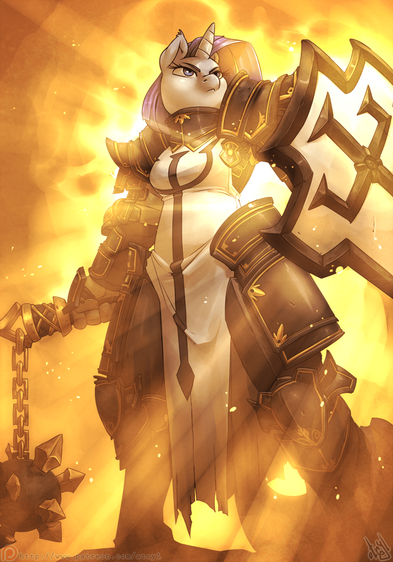 awesome cleric rarity - 8568925184