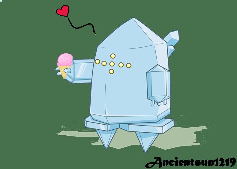 Fan Art Pokémon regice - 8569092352