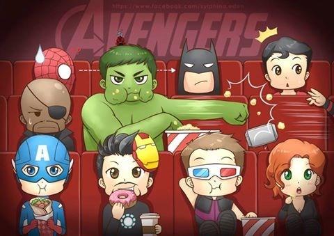 superheroes-avenger-marvel-cute-premiere-art