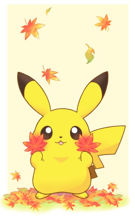 pokemon memes fall pikachu