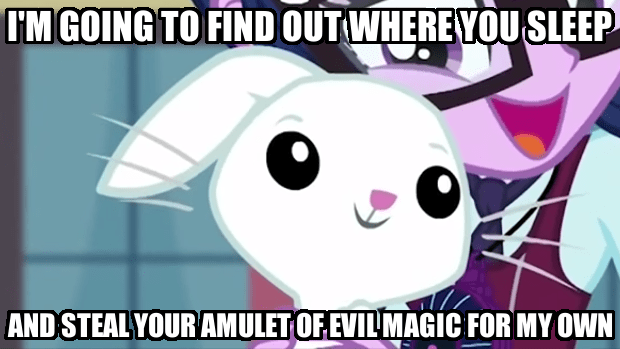 Angel is Evil in Any Universe