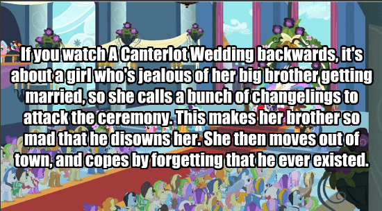 a canterlot wedding - 8569758976