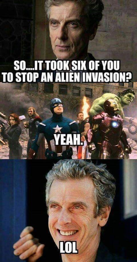 funny-doctor-who-avengers-are-lame-meme