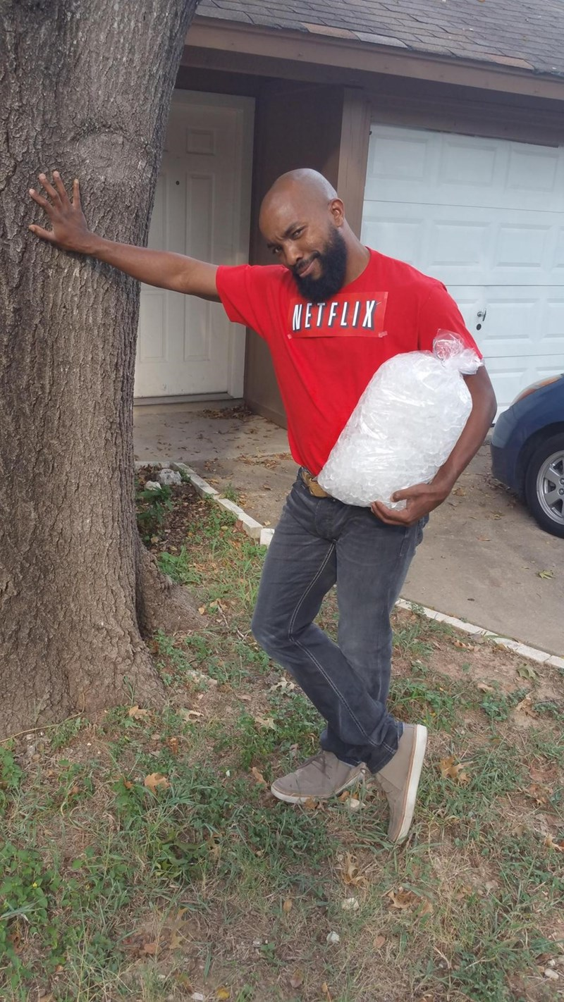 funny memes netflix and chill costume