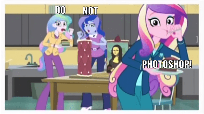 cake,photoshop,princess celestia,friendship games