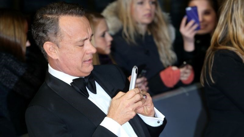 Tom Hanks just answered a bunch of random Reddit questions yesterday.