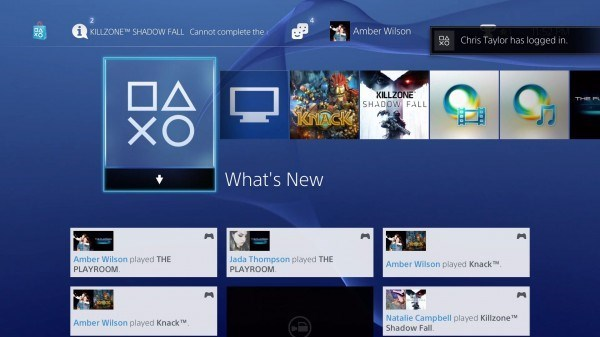 streaming system update PlayStation 4 Video Game Coverage