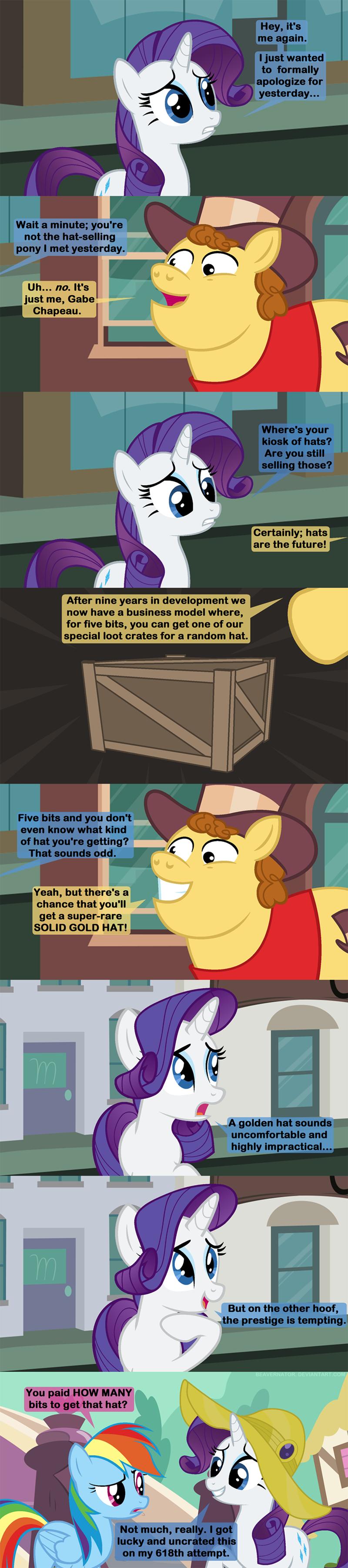 crate hats metaphor rarity - 8570261760