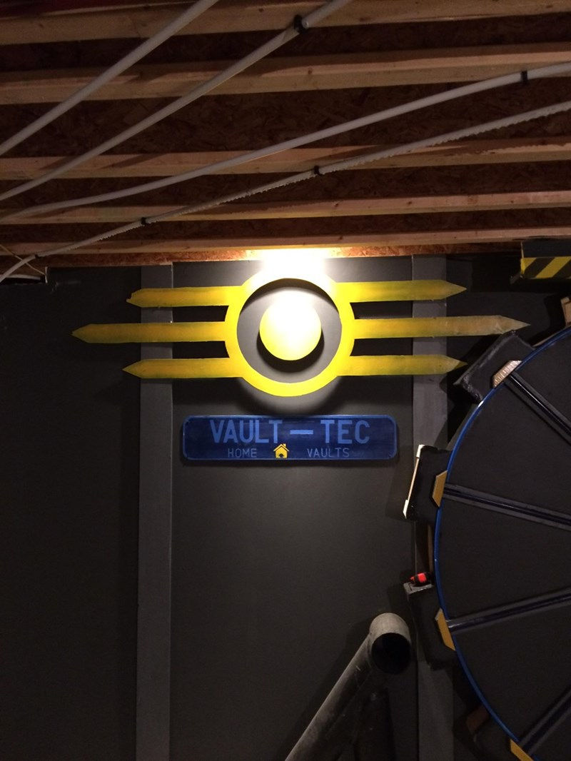 Light - VAULT TEC HOME VAULTS