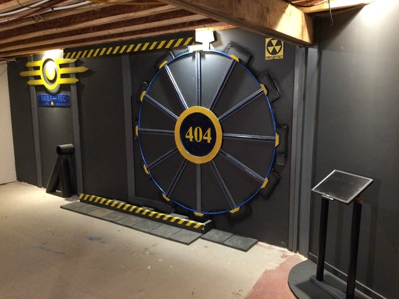 Darts - ALLOUT SHELTER VAULT-TEC 404