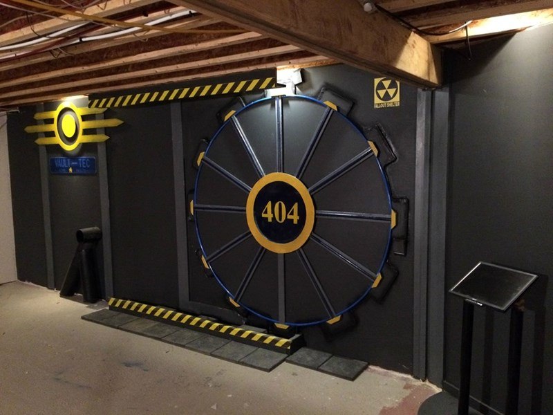 Games - ALLOUT SHELTER VAULT-TEC 404