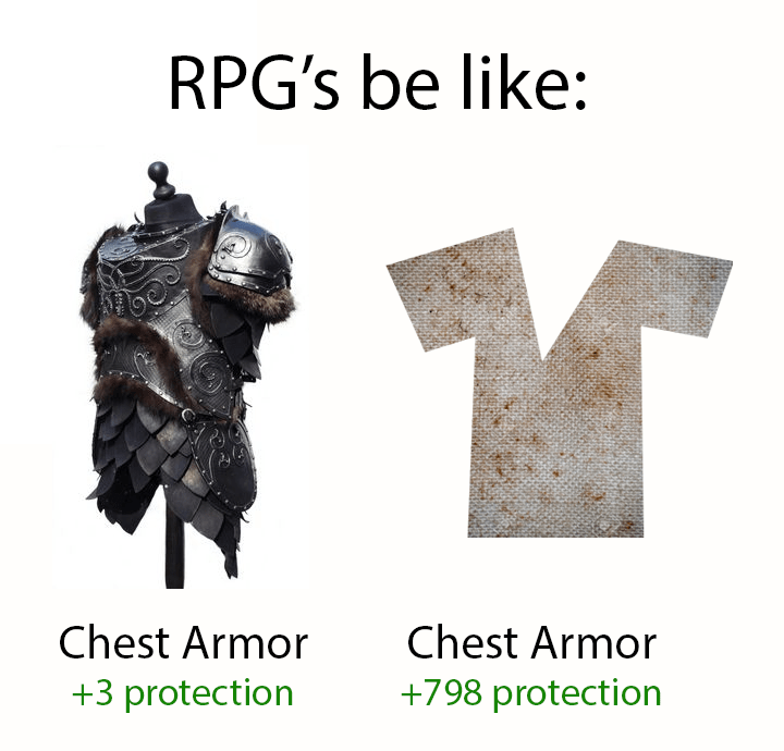RPG,video game logic