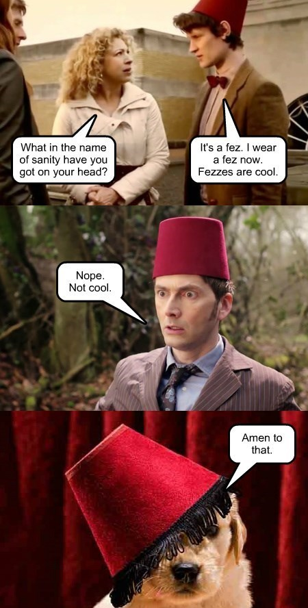 FEZ doctor who - 8570471168