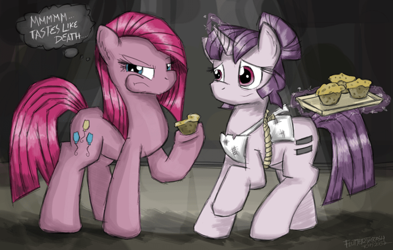 my-little-brony-pinkie-pie-bad-cupcakes-fan-art