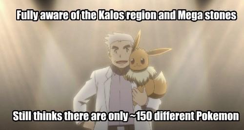 Pokémon professor oak - 8570935808