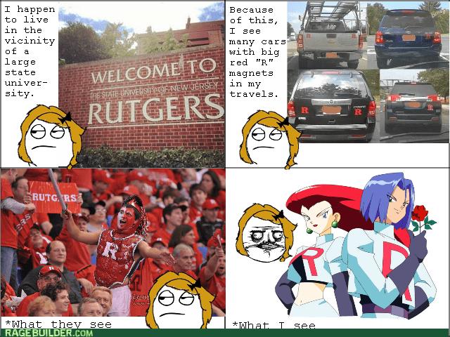 Pokémon Team Rocket university - 8570946560
