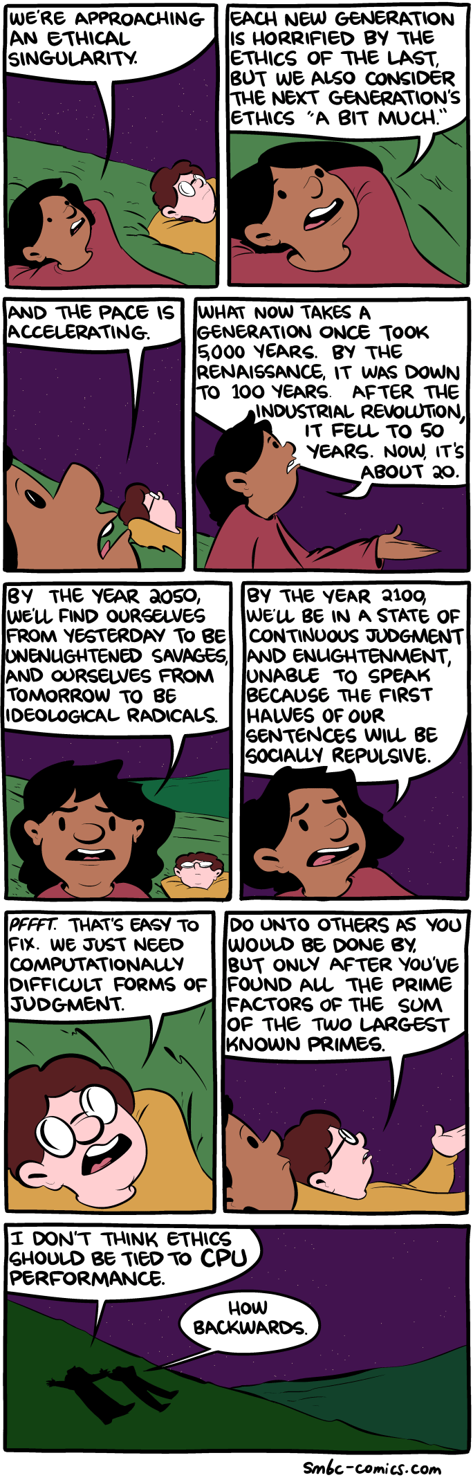 ethics science web comics - 8570980864