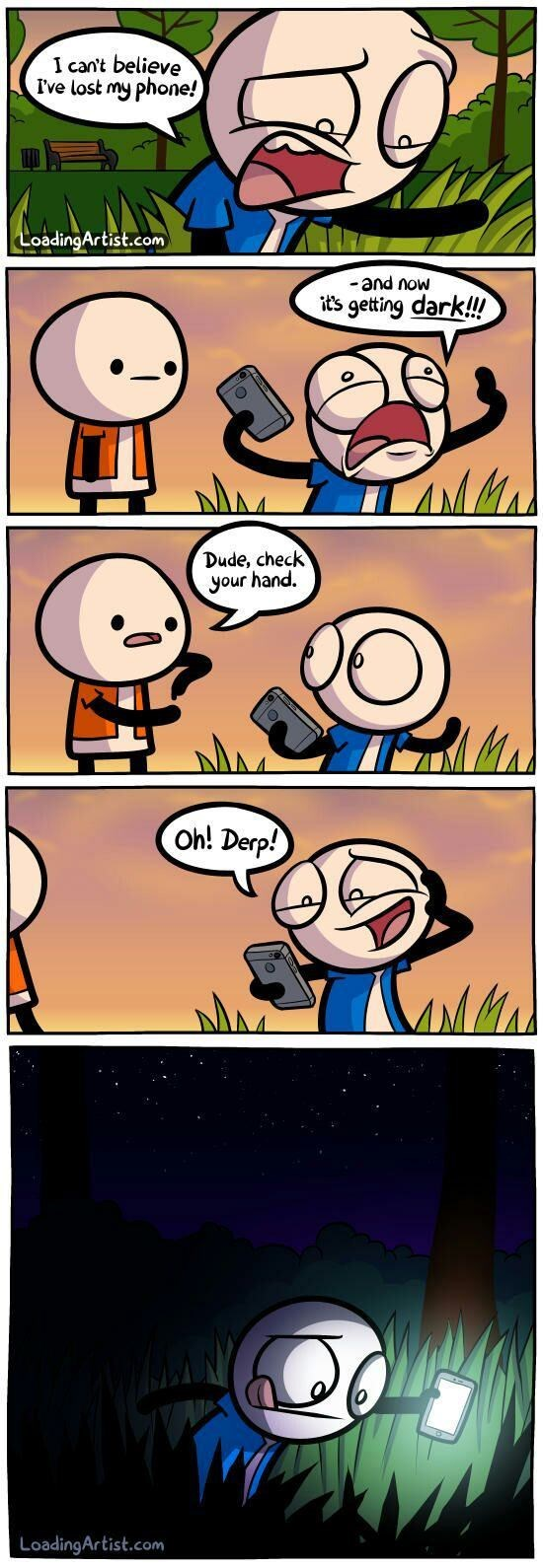 funny-web-comics-cellphones-are-making-us-stupider