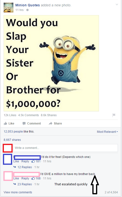 minions,siblings,family