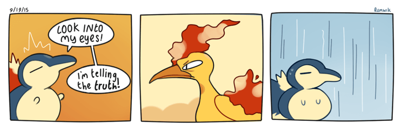 cyndaquil,Fan Art