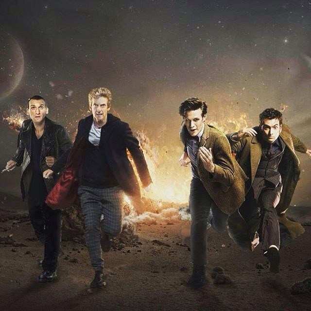 funny-doctor-who-9th-10th-11th-12th-running