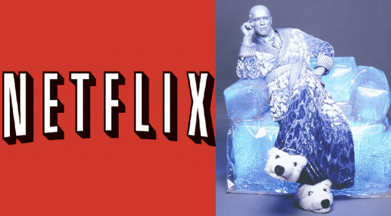 jokes mr freeze Memes netflix - 8571373824