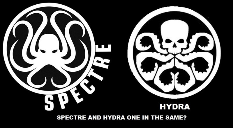 hydra hail hydra james bond spectre - 8571531264