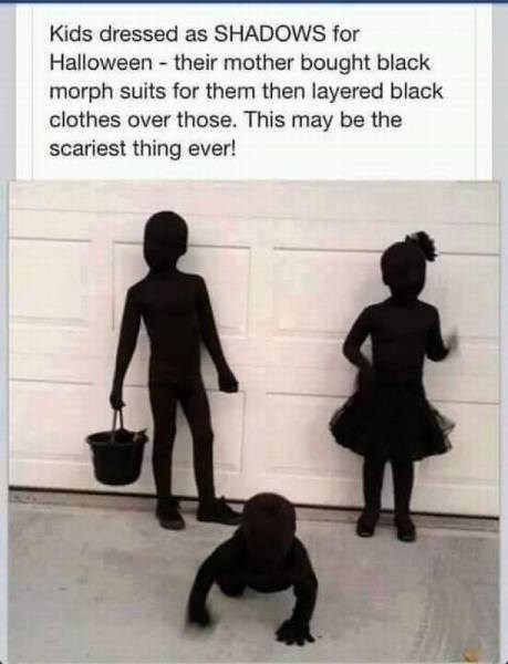 costume shadow halloween parenting win - 8571727616