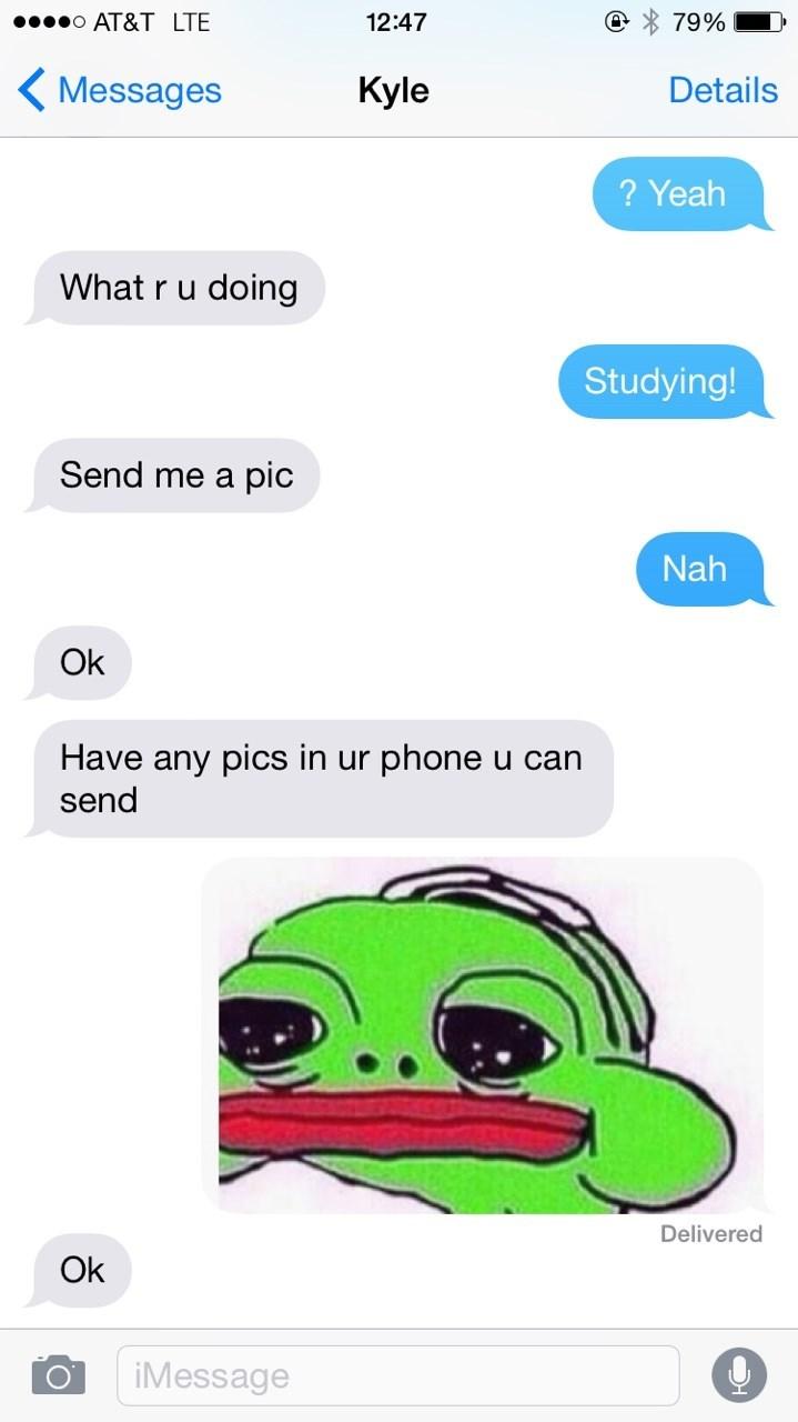 funny memes send pics