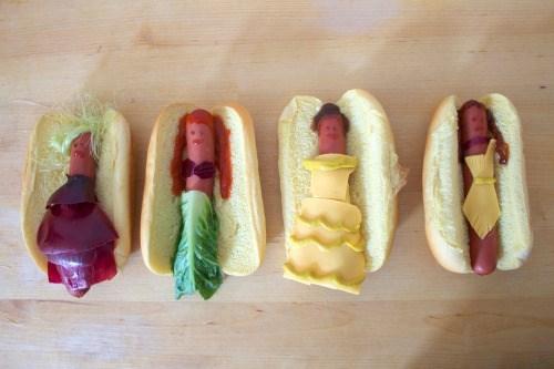funny memes disney princess hot dogs
